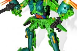 TFCC BotCon 2013 Machine Wars Obsidian Robot Mode Image