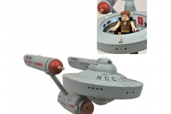 Star Trek Minimates – Starship Enterprise With Captain Kirk 'Mirror Mirror' Exclusive Pre-Orders