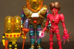 Four Horsemen's New Infinity Edition Outer Space Men Pre-Orders Now Shipping