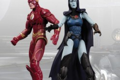 Injustice Gods Among Us Flash/Raven Two-Pack Revealed