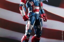 Pre-Order – Hot Toys Die Cast Iron Patriot Sixth Scale Figure