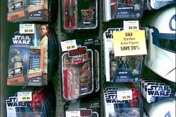 Star Wars Action Figure Sale Store Report