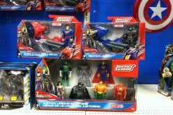 Target Exclusive 2013 Justice League Figures Found In-Store