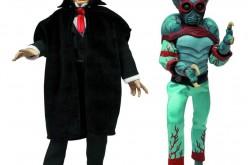 DST Universal Monsters Retro Series 4: Phantom Of The Opera & Metaluna Mutant