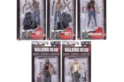 The Walking Dead Tv Series 3 In-Stock, Series 4 & Merle And Daryl 2-Pack Pre-Orders At Nerd Rage Toys