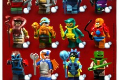 Custom Masters Of The Universe Lego Mini-Figures