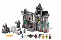 Lego 10937 Batman: Arkham Asylum Breakout Set In-Stock At Lego Shop