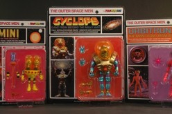 Four Horsemen New Infinity Edition Outer Space Men Pre-Orders Tonight