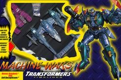 BotCon 2013 Machine Wars: Termination Box Art Preview