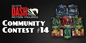 Sponsor News: Collector-DASH – Community Contest #14 Announced – HALO Prize Pack