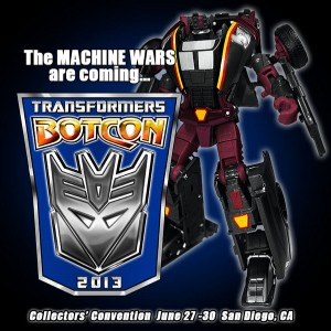 BotCon 2013 Exclusive Machine Wars: Termination Box Set Non-Attending Sets Sold Out, But…