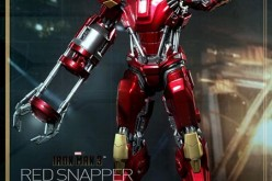 Hot Toys Iron Man 3 Mark 35 – Red Snapper Sixth Scale Figure Pre-Orders Live