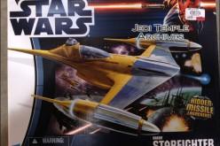 Star Wars 2012 Naboo Starfighter Found At US Brick & Mortar – Updated