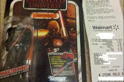 Star Wars TVC 2012 Darth Malgus Wave Still Hitting Wal-Mart Stores