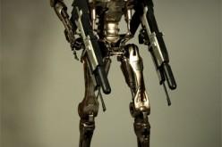 Terminator 2 T-800 Endoskeleton Life-Size Figure Now In Stock