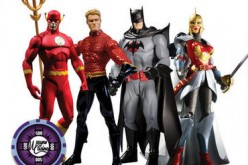 The Flash Exclusive Flashpoint Action Figures Box Set $19.99 At WBshop