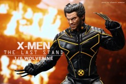Hot Toys X-Men: The Last Stand – Wolverine Sixth Scale Figure Final Images