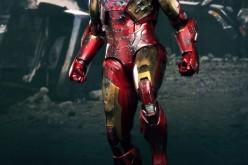Hot Toys Announces Limited Edition Iron Man Battle Damaged Mark V 1:6 Scale Figure