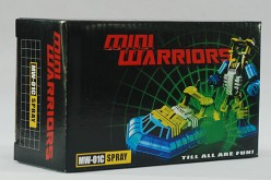 iGear Transformers MW-01C Spray (Seaspray) G2 Chrome Colored Exclusive