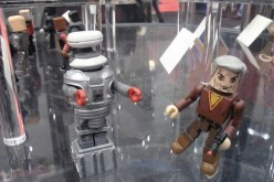 C2E2 – Lost In Space Minimates Announced By Diamond Select Toys