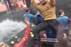 Star Trek Select TOS Captain Kirk & Kahn Announced At C2E2