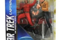 Star Trek Select Kirk & Kahn 2-Pack In Package Images