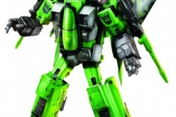 Transformers Masterpiece Soundwave, Frenzy, Ravage, Rumble, Buzzsaw, & Acid Storm Official Press Images