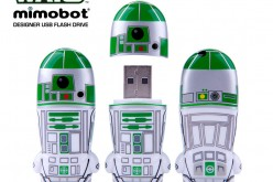 Mimoco And Lucasfilm Announce Limited Edition R2-A6 Mimobot USB Flash Drive
