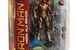 DST Iron Man 3 Marvel Select Iron Man Mark 42 & War Machine Figures In Package Images