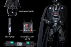 Darth Vader Deluxe Sixth Scale Figure Details Revealed