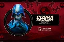 G.I. Joe Cobra Commander Sixth Scale Figure Preview