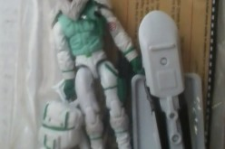 G.I. Joe Collectors' Club Shipping Membership Exclusive 3.75 Inch Iceberg & 12 Inch Comrade Of Action