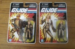 G.I. Joe Collectors' Club FSS Cover Girl And Grunt Shipping