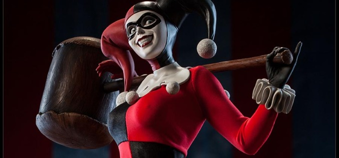 Sideshow Collectibles Harley Quinn Premium Format Figure Last Call