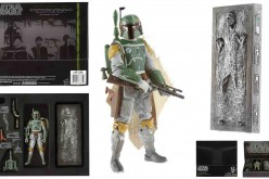 SDCC 2013 – Star Wars Black Series Boba Fett And Han Solo In Carbonite Official Press Release