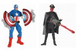 Hasbro 2013 The Avengers 3.75 Inch Series 1