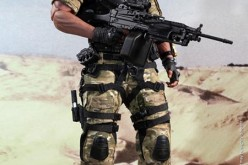 Hot Toys G.I. Joe Retaliation Roadblock Sixth Scale Figure Pre-Orders Live