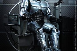 Hot Toys RoboCop with Mechanical Chair MMS Diecast Sixth Scale Figure Pre-Orders Live