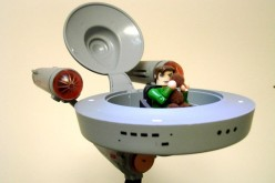 DST Star Trek Minimates U.S.S. Enterprise With Tribbles Coming Soon To Entertainment Earth