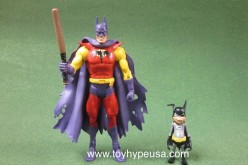 Batman Unlimited Planet X Batman With Batmite Review