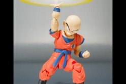 S.H.Figuarts Dragon Ball Z Krillin Figure Revealed- Updated