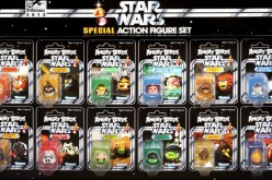 Star Wars Angry Birds Gets The Vintage Collection Treatment From Hasbro