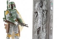 SDCC 2013 – Star Wars Black Series 6 Inch Boba Fett With Han Solo In Carbonite