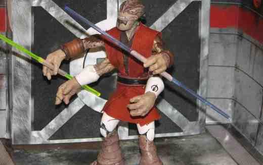 Wishlist Wednesday – Star Wars The Black Series Pong Krell Figure