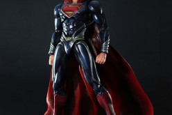 Superman – Man of Steel Collectible Figure By Square Enix Pre-Orders Live