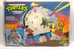 Teenage Mutant Ninja Turtles 1990 Techodrome Playset At Nerd Rage Toys