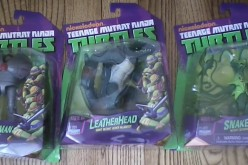 Teenage Mutant Ninja Turtles 2013 Baxter Stockman, Snakeweed & Leatherhead Found & Case Ratio Update