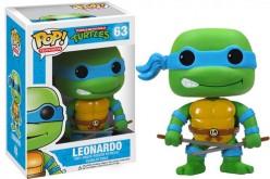 Teenage Mutant Ninja Turtles Pop! Vinyl Figures