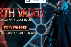 Win A Darth Vader Deluxe Sixth Scale Figure