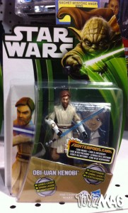 The Clone Wars 2013 Action Figures Hits France & Giveaway Contest
